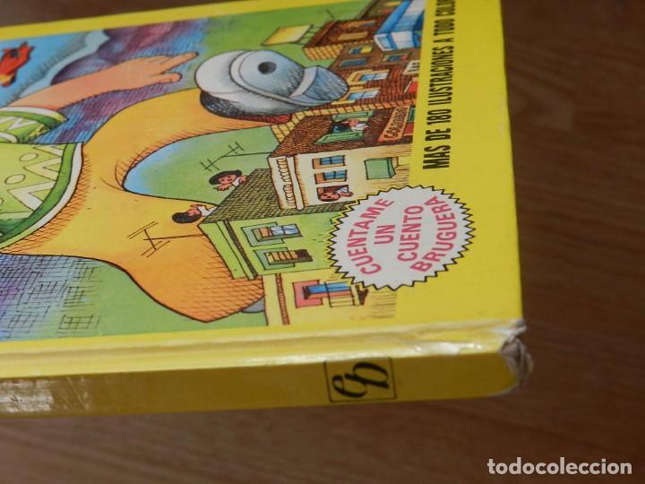 Tebeos: Los viajes de Gulliver Cuéntame un cuento 4 BRUGUERA 1974 JAN liliput tortuga liebre baron castaña - Foto 6 - 232684120
