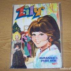 BDs: LILY ALMANAQUE PARA 1976. Lote 232707452
