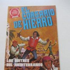 BDs: EL CORSARIO DE HIERRO Nº 54 JOYAS LITERARIAS JUVENILES. BRUGUERA SERIE ROJA AX40. Lote 232779845