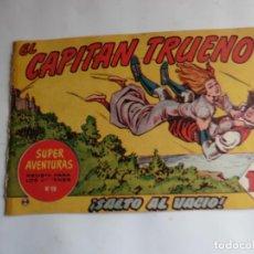 Tebeos: CAPITAN TRUENO Nº 68 ORIGINAL. Lote 232816230