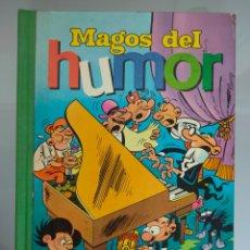 Tebeos: MAGOS DEL HUMOR VOL. XXI BRUGUERA 1975 COMPLETO. Lote 232850570