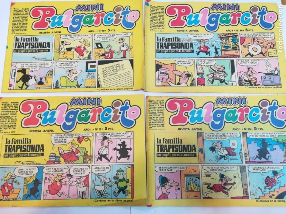 MINI PULGARCITO (8 NÚMEROS) (CÓMIC) SA2216 (Tebeos y Comics - Bruguera - Tio Vivo)