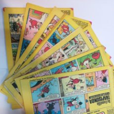 Livros de Banda Desenhada: MINI PULGARCITO ( 8 NÚMEROS) (CÓMIC) SA2219. Lote 232859935