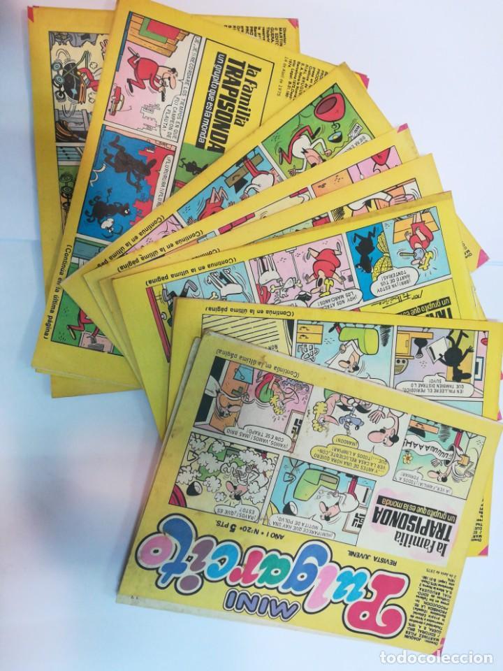 MINI PULGARCITO ( 11 NÚMEROS) (CÓMIC) SA2220 (Tebeos y Comics - Bruguera - Pulgarcito)