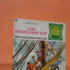 Tebeos: JOYAS LITERARIAS JUVENILES NUMERO 158, LOS HERMANOS KIP. Lote 232917290