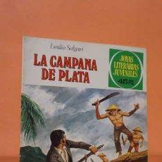 Tebeos: JOYAS LITERARIAS JUVENILES NUMERO 224, LA CAMPANA DE PLATA. Lote 232918780