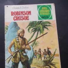 Tebeos: COMIC ED. BRUGUERA. JOYAS LITERARIAS JUVENILES. Nº 53 ROBINSON CRUSOE DANIEL DEFOE 1978. Lote 232930185