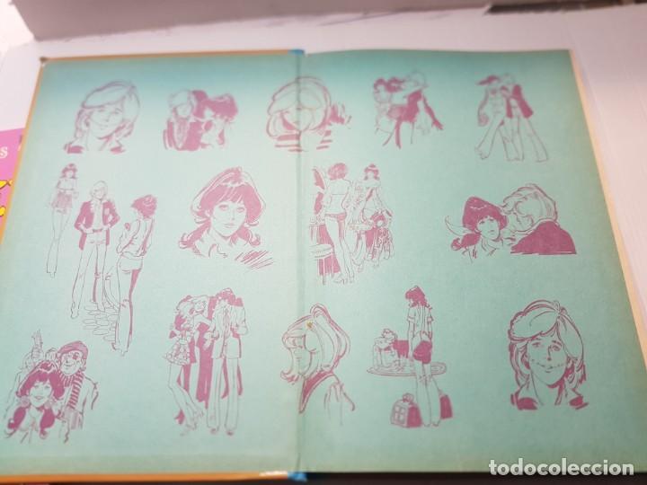Tebeos: Famosas Novelas serie Azul-ESTHER-Editorial Bruguera lomo tela 1982 primera edición - Foto 2 - 233022887