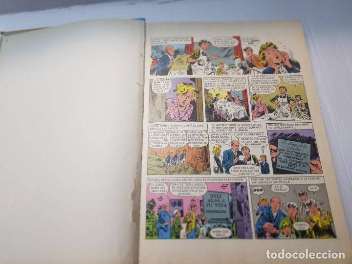 Tebeos: Famosas Novelas serie Azul-ESTHER-Editorial Bruguera lomo tela 1982 primera edición - Foto 3 - 233022887