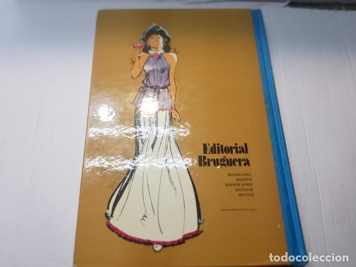 Tebeos: Famosas Novelas serie Azul-ESTHER-Editorial Bruguera lomo tela 1982 primera edición - Foto 5 - 233022887