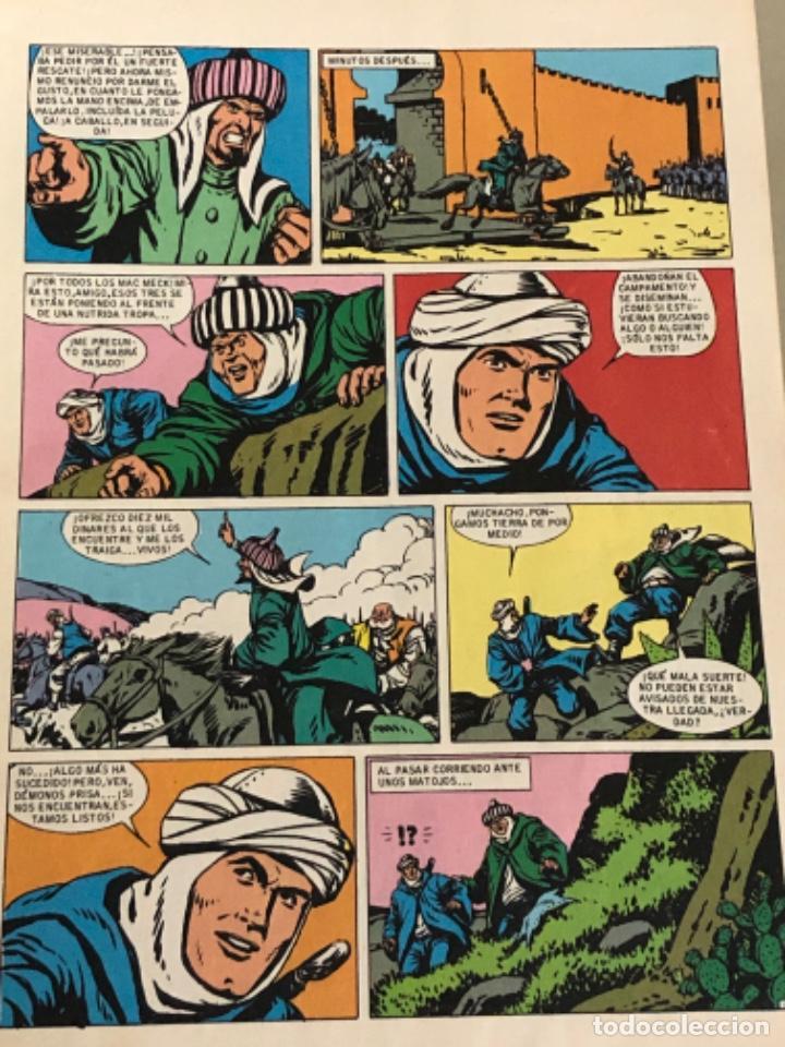 """Tebeos: Joyas literarias Juveniles serie roja N 47, El corsario de hierro-El prisionero de """"el Chacal"""" - Foto 3 - 233111330"""