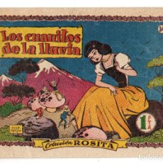 Livros de Banda Desenhada: COLECCION ROSITA Nº 54 (BRUGUERA 1953). Lote 233350895