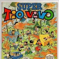 Tebeos: SUPER TIO VIVO Nº 4 (BRUGUERA 1972). Lote 233351755