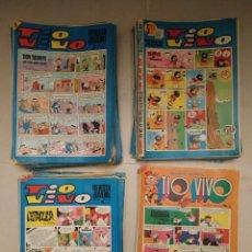 Giornalini: LOTE 55 TEBEOS TIO VIVO. Lote 233605090