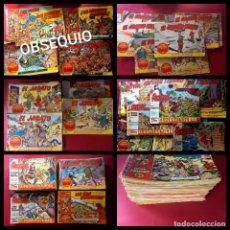 Livros de Banda Desenhada: 280 - ORIGINALES -CAPITAN TRUENO -JABATO -COSACO VERDE-PORTES PENINSULA -5,50 EUROS. Lote 233805640