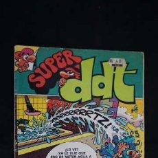 BDs: SUPER DDT NUMERO 100, AÑO 1981, EDITORIAL BRUGUERA. Lote 233830195