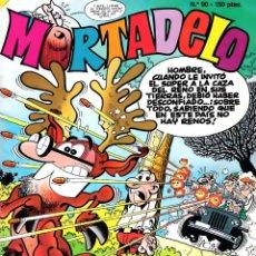 Tebeos: DE KIOSKO. LOTE 118 MORTADELOS DEL 63 EN ADELANTE. EDICIONES B (1987). Lote 233369185