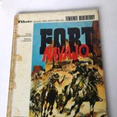 Tebeos: FORD NAVAJO - EDITORIAL BRUGUERA. Lote 234302475