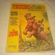 Tebeos: TRUENO COLOR SUPERAVENTURAS N. 55, 1974. LA TRAICION DE GOLABO.. Lote 234433445
