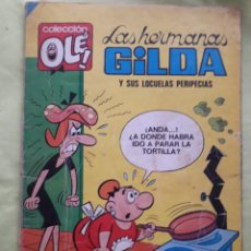 Tebeos: COMIC 'OLÉ' LAS HERMANAS GILDA Nº 9 QUINTA EDICIÓN DE EDITORIAL BRUGUERA. Lote 234505830