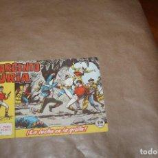 Tebeos: SARGENTO FURIA Nº 26, EDITORIAL BRUGUERA. Lote 234525720