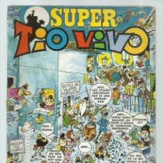 Tebeos: SUPER TIO VIVO 1, 1972, BRUGUERA, BUEN ESTADO. Lote 234657980