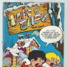 Giornalini: ZIPI Y ZAPE, ALMANAQUE PARA 1973, BRUGUERA,. Lote 234660525