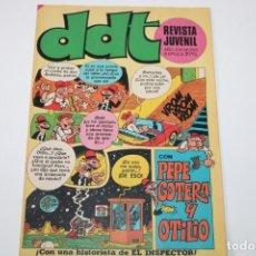 Giornalini: DDT Nº 295. Lote 234674800