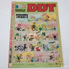 Tebeos: DDT Nº 92. Lote 234676890