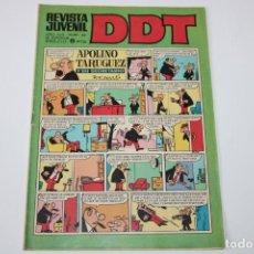 Tebeos: DDT Nº 64. Lote 234677040