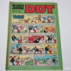 Tebeos: DDT Nº 70. Lote 234677270