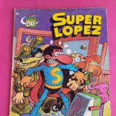 Tebeos: SUPER LOPEZ Nº 3 LOS ALIENIGENAS - OLE. Lote 234760760