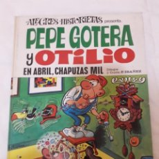 Tebeos: COMIC 'ALEGRES HISTORIETAS' Nº 10 PEPE GOTERA Y OTILIO DE EDITORIAL BRUGUERA. Lote 234852795
