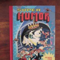 Tebeos: SUPER HUMOR Nº 7 (VII) MORTADELO Y FILEMON, 13 RUE DEL PERCEBE, ETC. BRUGUERA 4ª EDICION 1982 MBE. Lote 234953180