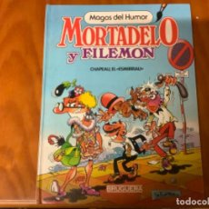 Tebeos: MORTADELO Y FILEMON, CHAPEAU EL ESMIRRIAU. Lote 234996485