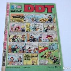 Tebeos: DDT Nº 86. Lote 235029865