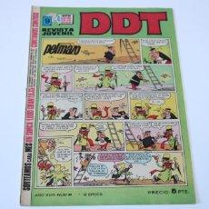 Tebeos: DDT Nº 89. Lote 235030620