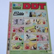 Tebeos: DDT Nº 93. Lote 235031350