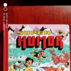 Tebeos: SUPER HUMOR . VOLUMEN 42 . EDITORIAL BRUGUERA.. Lote 235059155