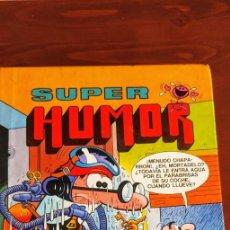 Tebeos: SUPER HUMOR . VOLUMEN 62 . EDITORIAL BRUGUERA.. Lote 235060100