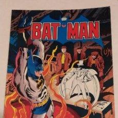 Tebeos: BATMAN Nº 6- BRUGUERA AÑO 1980 - 64 PAGS.. Lote 235191270