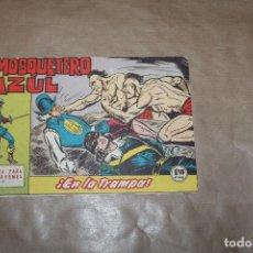 Tebeos: EL MOSQUETERO AZUL Nº 9, EDITORIAL BRUGUERA. Lote 235274300