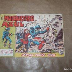 Tebeos: EL MOSQUETERO AZUL Nº 18, EDITORIAL BRUGUERA. Lote 235274430