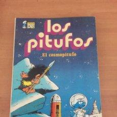 Tebeos: LOS PITUFOS. Lote 235276085