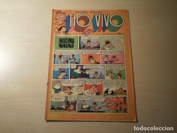 TEBEO TIO VIVO Nº 707 (1974) (Tebeos y Comics - Bruguera - Tio Vivo)