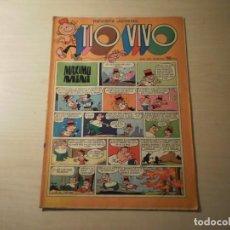 Tebeos: TEBEO TIO VIVO Nº 707 (1974). Lote 235320665