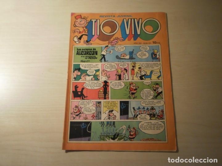 TEBEO TIO VIVO Nº 721 (1974) (Tebeos y Comics - Bruguera - Tio Vivo)
