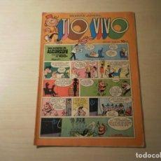 Tebeos: TEBEO TIO VIVO Nº 721 (1974). Lote 235320850