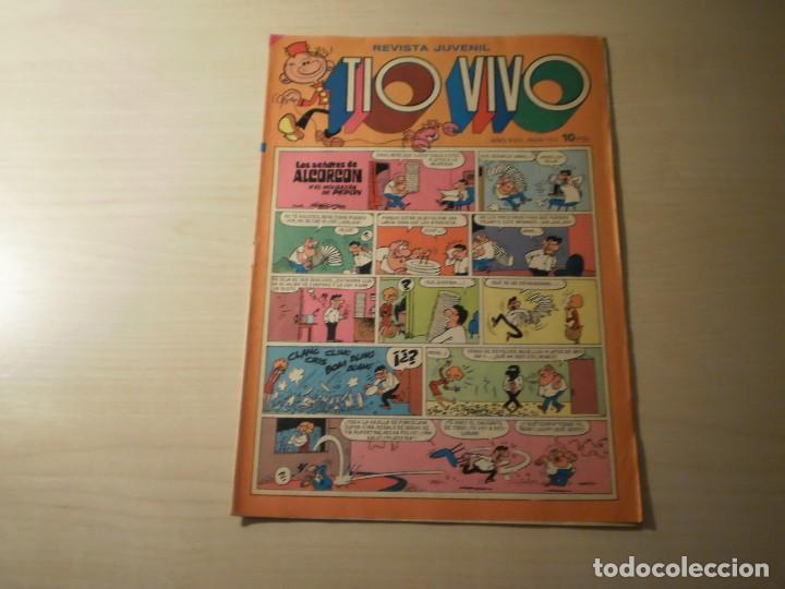 TEBEO TIO VIVO Nº 723 (1975) (Tebeos y Comics - Bruguera - Tio Vivo)