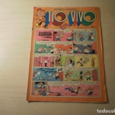 Tebeos: TEBEO TIO VIVO Nº 723 (1975). Lote 235321090